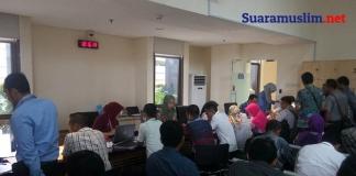 Pendaftar LHKPN Untuk Pilkada Membludak Di Kantor KPK