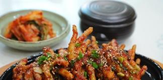 Ceker Ayam Bumbu Bacem, Olahan Lezat & Kaya Nutrisi