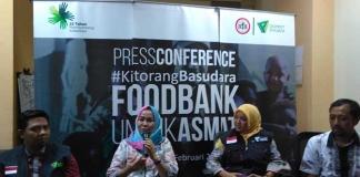 Dompet Dhuafa Gagas Program Food Bank untuk Asmat