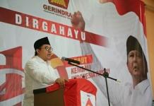 Fadli Zon Tugas Pers Bukan Menyanjung-nyanjung Pemerintah, Melainkan Menyuarakan Kebenaran