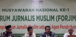 Forum Jurnalis Muslim Minta Pemerintah Serius Lindungi Kebebasan Pers