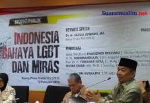 Fraksi PKS Indonesia Darurat LGBT dan Miras