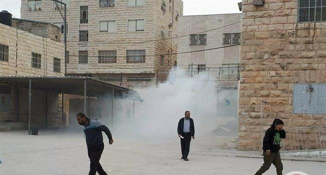 Militer Israel Serang Sebuah Sekolah Di Palestina, Puluhan Siswa Dilarikan Ke Rumah Sakit