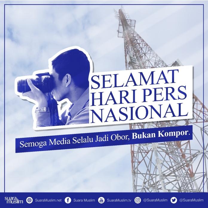 Orientasi Media Islam -Menyambut HPN Tahun 2018