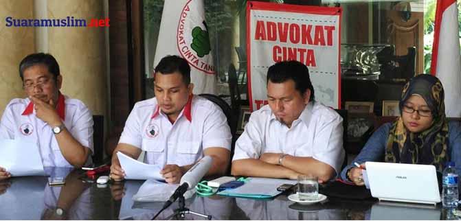 ACTA Minta KPK Tetap Umumkan Nama Calon Kepala Daerah Yang Korupsi