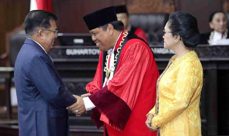 Arief Hidayat Kembali Terpilih Sebagai Hakim Konstitusi