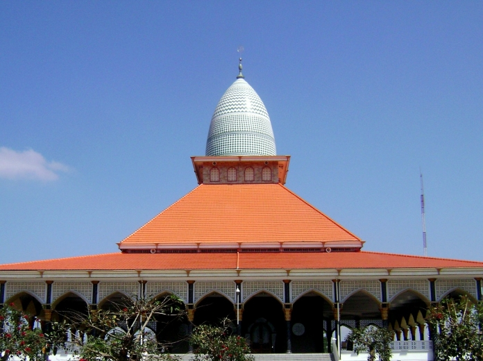 Kebangkitan Agama Islam dari Indonesia-1