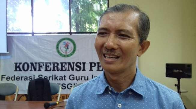 Serikat Guru Paparkan Buruknya Kondisi pendidikan di Hadapan DPR