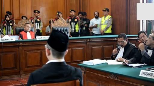 Sidang Kasus Alfian Tanjung Kembali Digelar