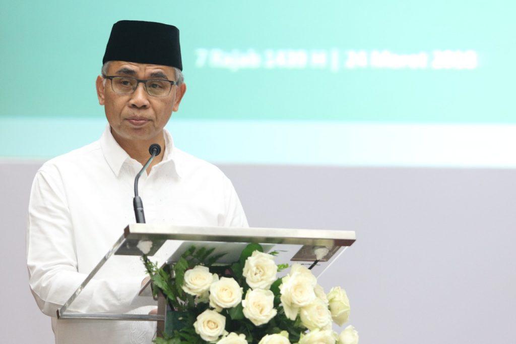 Wimboh Santoso Pertumbuhan Keungan Syariah Lebih Tinggi Daripada Keungan Konvensional