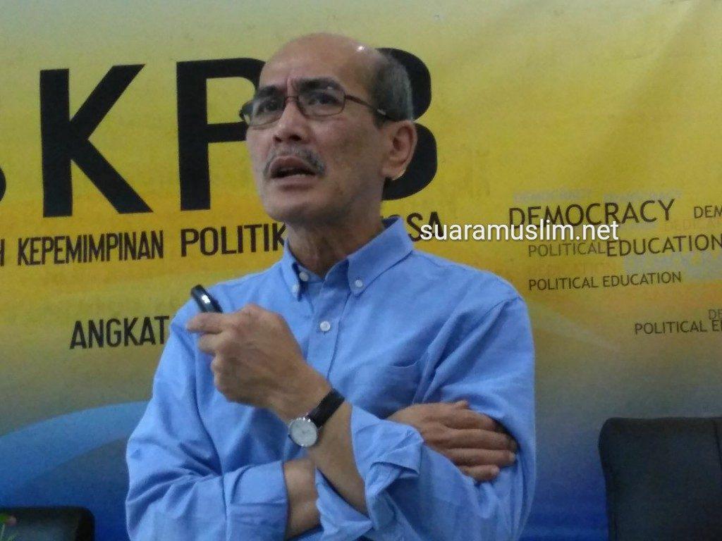 Ekonom Faisal Basri Pertanyakan Data Impor Beras Pemerintah