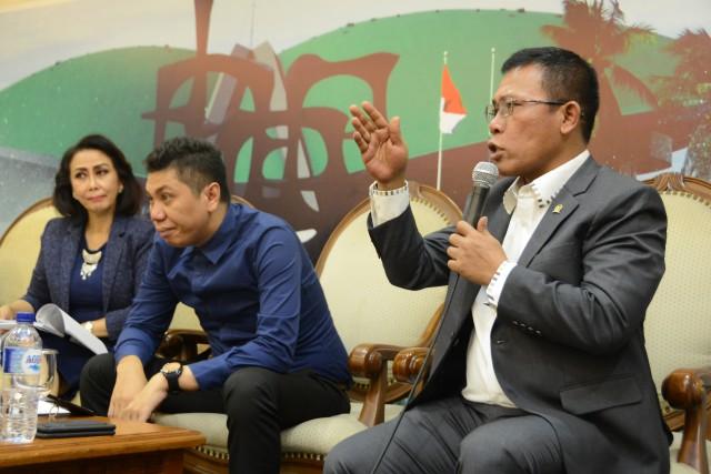 Komisi III DPR RI Ingin Kasus Bank Century Dilimpahkan ke Polisi dan Jaksa