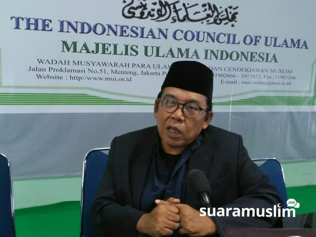 Sebagian Besar Pengurus Pusat MUI Tidak Ingin Ma'ruf Amin Mundur