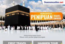 Mencegah Penipuan Travel Umrah