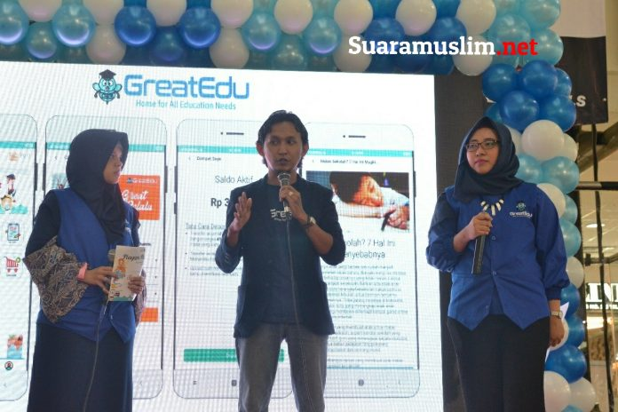 Mudahkan Guru Berbagi Ilmu, Anak Negeri Luncurkan Aplikasi Crowd learning