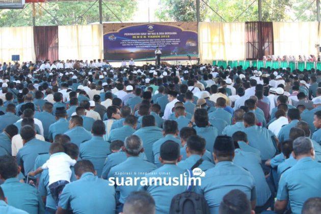 Ustadz Abdul Somad Tabligh Akbar di Koarmatim Surabaya(9)