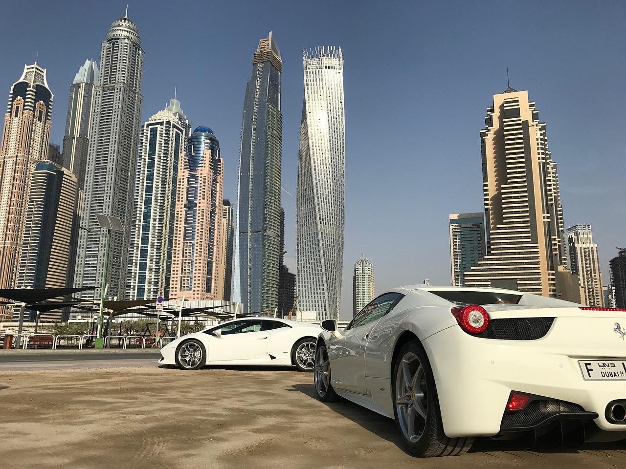 Penampakan Unik yang Hanya Ada di kota Dubai