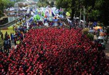 Turunkan Satu Juta Massa, Ini Tiga Tuntutan Buruh di May Day