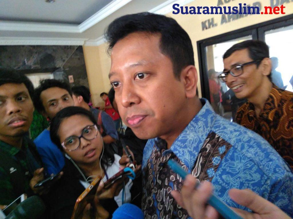 Romahurmuziy: Saya Lihat PAN Nyaman dengan Pak Jokowi