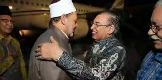 Ikuti KTT, Grand Syekh Al Azhar Telah Tiba di Indonesia