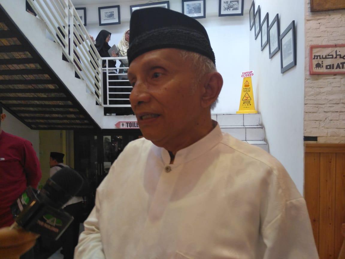 Amien Rais Peringatkan Jokowi Segera Kembalikan Dana Haji