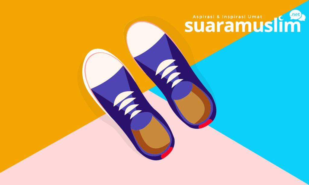 Biar gak Kecewa, Kenali Dulu Tips Belanja Sepatu Online