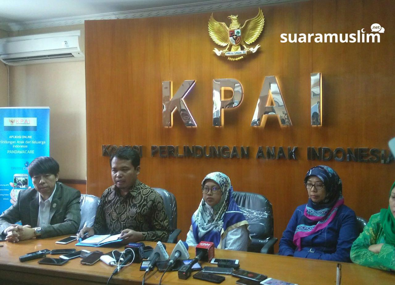 KPAI Panggil Panitia Sembako Monas