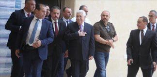 Sembilan Hari Dirawat, Presiden Palestina Diperbolehkan Pulang