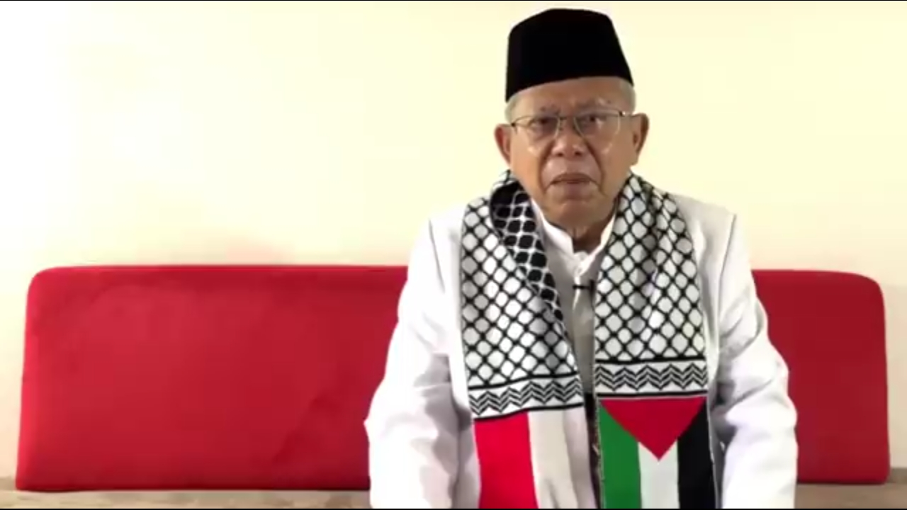 Ketua MUI Ajak Umat Islam Indonesia Bela Baitul Maqdis