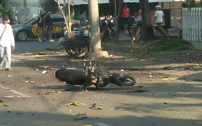 KAMMI Kecam Serangan Bom Bunuh Diri di Sejumlah Gereja Surabaya