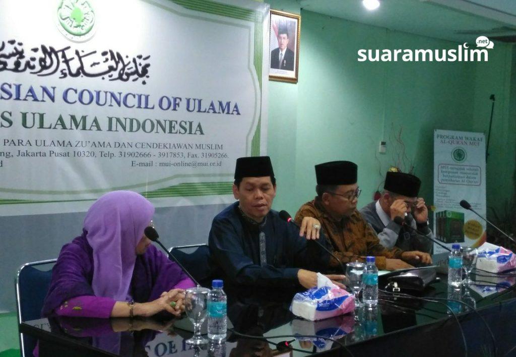 MUI Bahas Terjemahan Alquran Terbaru Kementerian Agama