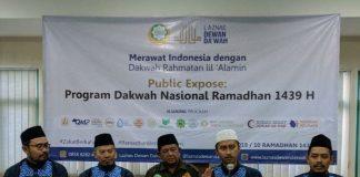 Dewan Dakwah: Rawat Indonesia Dengan Dakwah