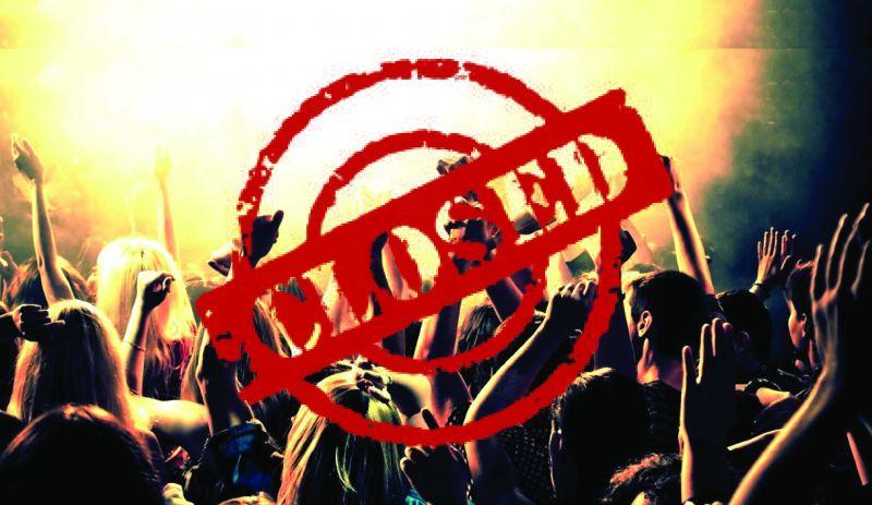 Langgar Aturan, Dua Klub Malam di Jakarta Utara Ditutup