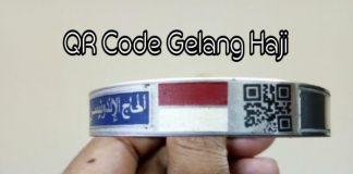 Begini Tampilan Baru Gelang Jamaah Haji Indonesia