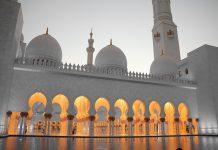 Masjid Kaca India ini
