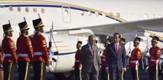 Bertemu Di Bogor, Jokowi-Mahatir Bahas Sejumlah Isu