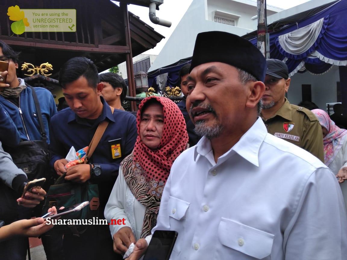 PKS Jawa Barat Dukung Aturan Calon Kepala Daerah Tidak Boleh Zina dan Mabuk