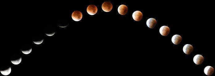 Gerhana Bulan Menyapa Iman