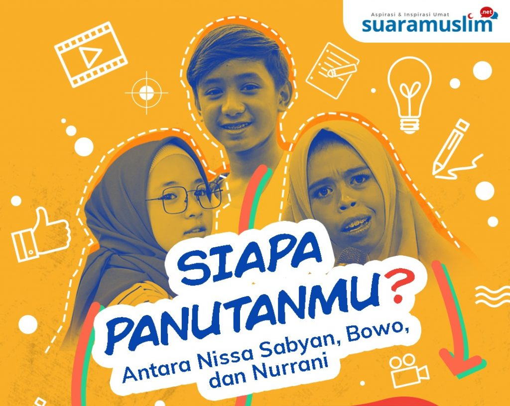 Milenial VS Media Sosial antara Nissa Sabyan, Bowo, dan Nurrani (3)