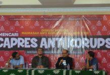 Penindakan Korupsi Di Era Pemerintahan Jokowi Stagnan