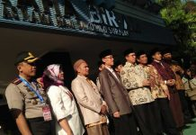 Lepas Jamaah Haji, Lukman Hakim Doakan Bangsa Indonesia