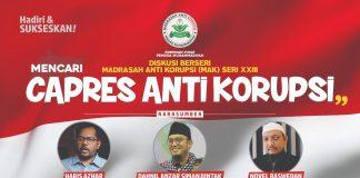 Tiga Kriteria Presiden Pilihan Pemuda Muhammadiyah