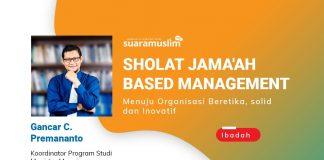 managemen sholat jamaah - organisasi - pemilihan lokasi