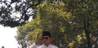 Survei Median: Prabowo Harus Mengejar Elektabilitas Jokowi