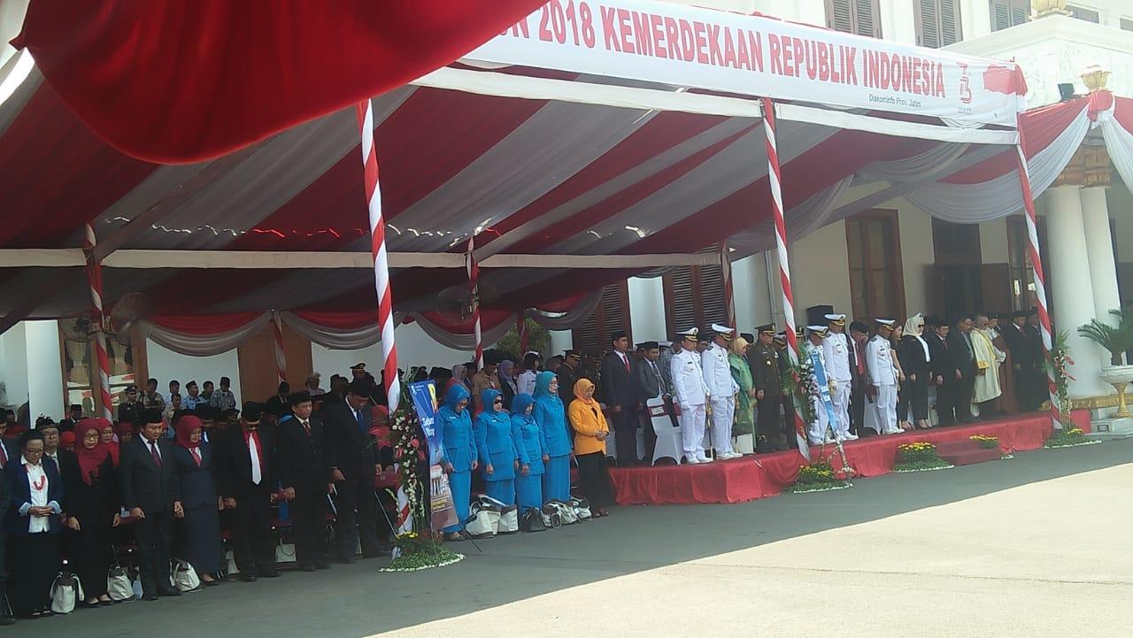 Jatim Peringati Kemerdekaan Indonesia dengan Ajakan Persatuan
