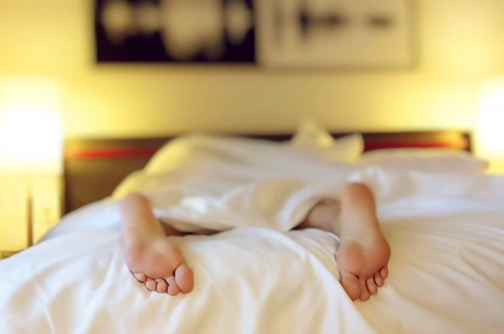 Pola Tidur Sehat ala Rasulullah