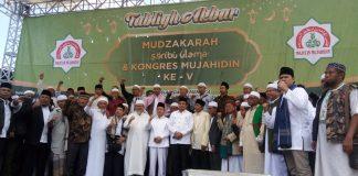Resmi Ditutup, Mudzakarah Seribu Ulama Hasilkan Manifesto Ulama dan Umat