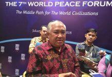 Din Syamsuddin Minta Indonesia Bersikap Tegas Kepada Cina atas Penindasan Muslim Uighur