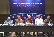 Tokoh Palestina dan Israel Akan Hadiri Forum Perdamaian di Indonesia