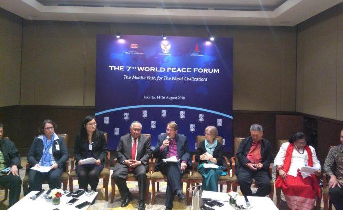 Resmi Ditutup, Forum Perdamaian Dunia Lahirkan Pesan Jakarta